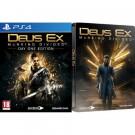 DEUS EX MANKING DIVIDED STEELBOOK DAY ONE PS4 FR NEW
