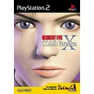 RESIDENT EVIL CODE VERONICA X PS2 PAL FR OCCASION
