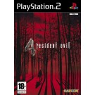 RESIDENT EVIL 4 PS2 PAL-FR OCCASION