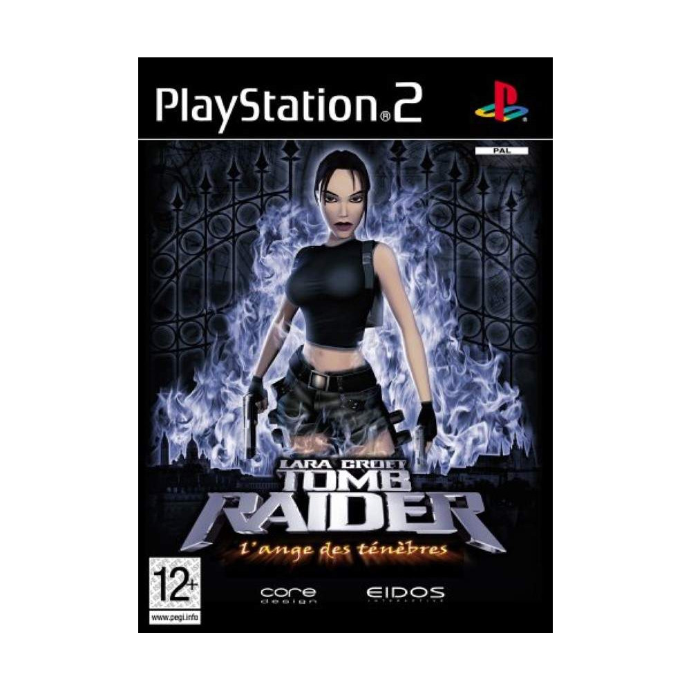 TOMB RAIDER L ANGE DES TENEBRES PS2 PAL-FR OCCASION