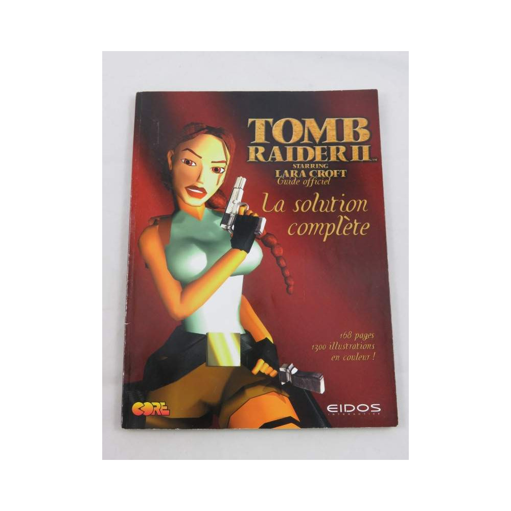GUIDE TOMB RAIDER II FR OCCASION