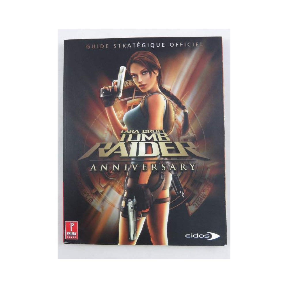 GUIDE TOMB RAIDER ANNIVERSARY FR OCCASION