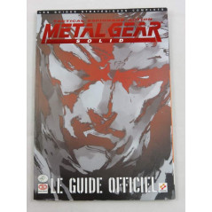GUIDE METAL GEAR SOLID FR OCCASION