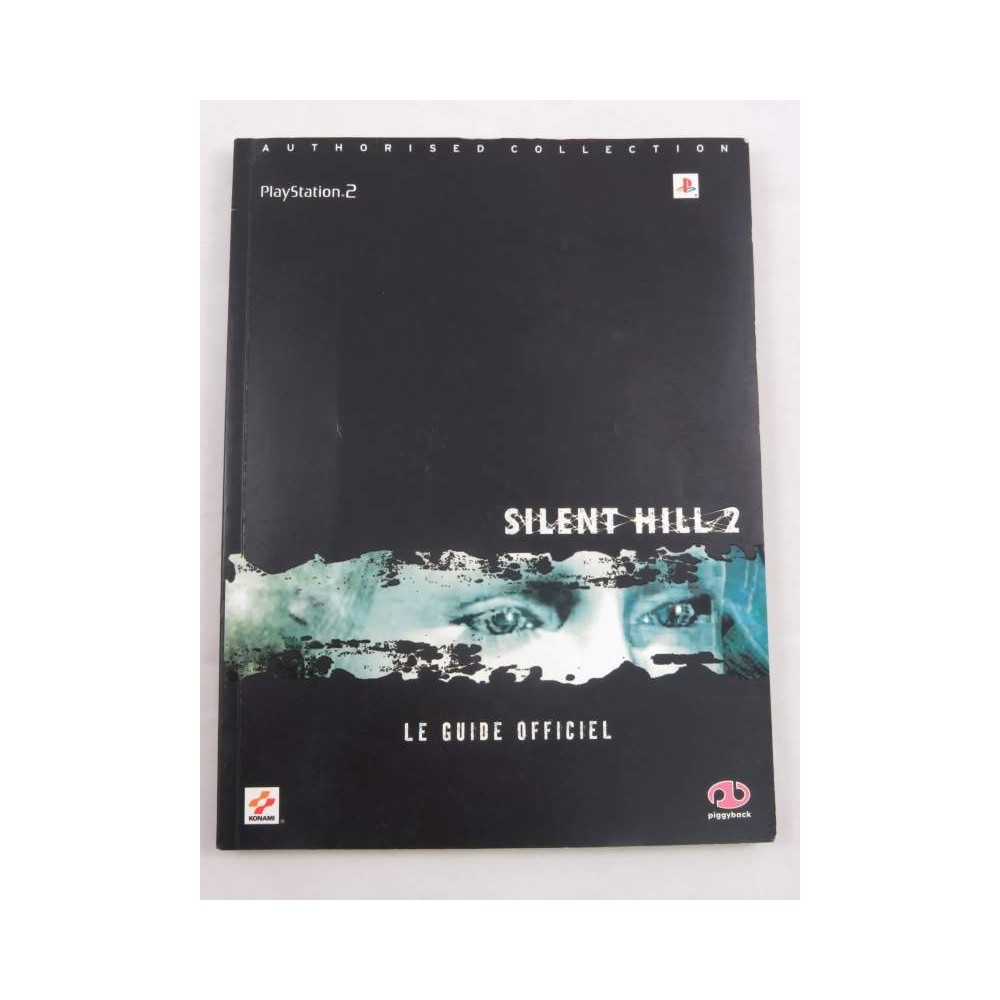 GUIDE SILENT HILL 2 FR OCCASION