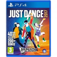 JUST DANCE 2017 PS4 EURO OCCASION