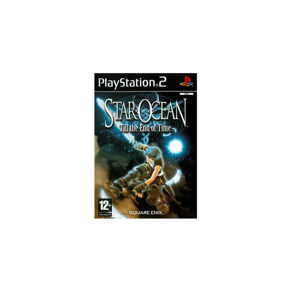 STAR OCEAN TILL THE END OF TIME PS2 PAL-FR OCCASION