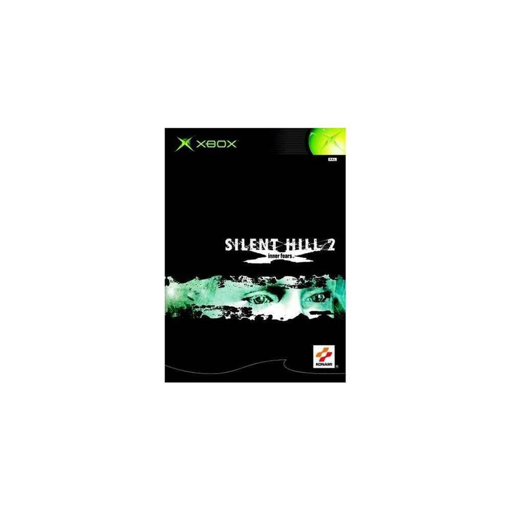 SILENT HILL 2 XBOX PAL-FR OCCASION
