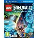 LEGO NINJAGO NINDROIDS PSVITA FR OCCASION