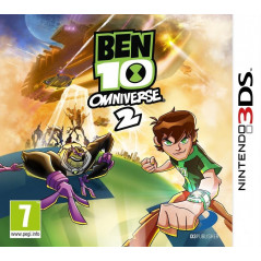 BEN 10 OMNIVERSE 2 3DS FR OCCASION