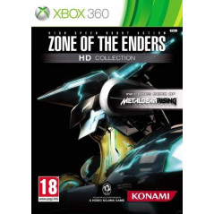 ZONE OF THE ENDERS HD COLLECTION XBOX 360 FR OCCASION