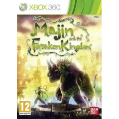 MAJIN AND THE FORSAKEN KINGDOM XBOX 360 PAL-FR OCCASION