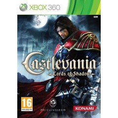 CASTLEVANIA LORDS OF SHADOW XBOX 360 PAL-FR OCCASION