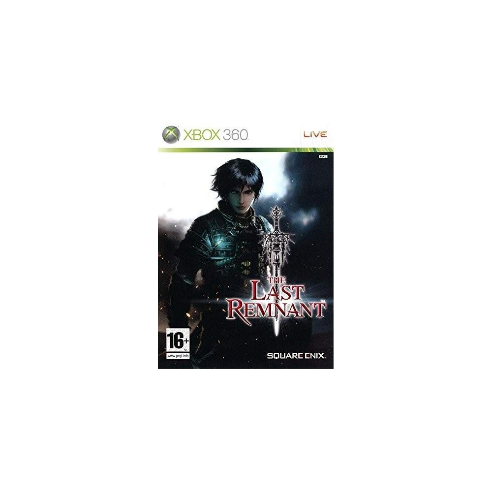 THE LAST REMNANT XBOX 360 PAL-FR OCCASION