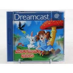 ALICE S MOM S RESCUE (ORION SOFT) DREAMCAST PAL-EURO NEW