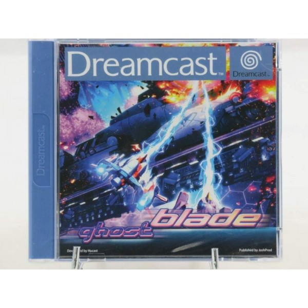 GHOST BLADE (JOSHPROD) DREAMCAST PAL-EURO NEW