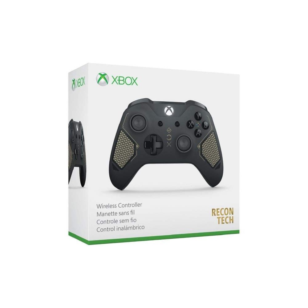 CONTROLLER XBOX ONE WIRELESS RECON TECH EDITION SPECIALE XBOX ONE FR NEW