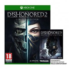 DISHONORED 2 LIMITED EDITION XONE FR OCCASION