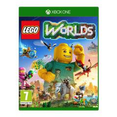 LEGO WORLDS XONE FRANCAIS OCCASION