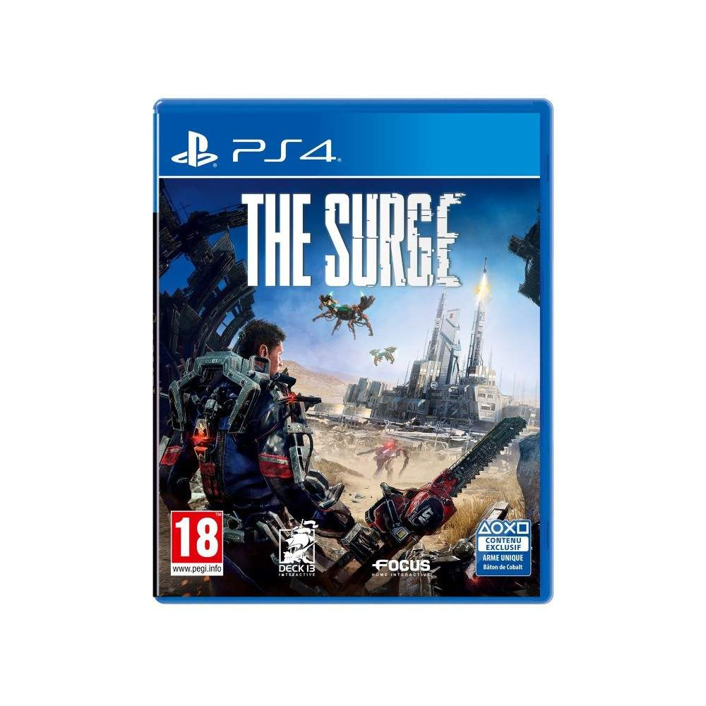 THE SURGE PS4 FR NEW