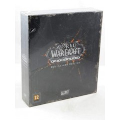WORLD OF WARCRAFT CATACLYSM COLLECTOR PC UK NEW