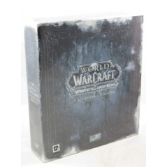 WORLD OF WARCRAFT WRATH OF THE LICH KING COLLECTOR PC UK NEW