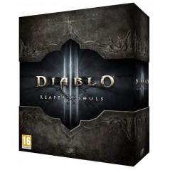DIABLO III REAPER OF SOULS COLLECTOR PC UK NEW