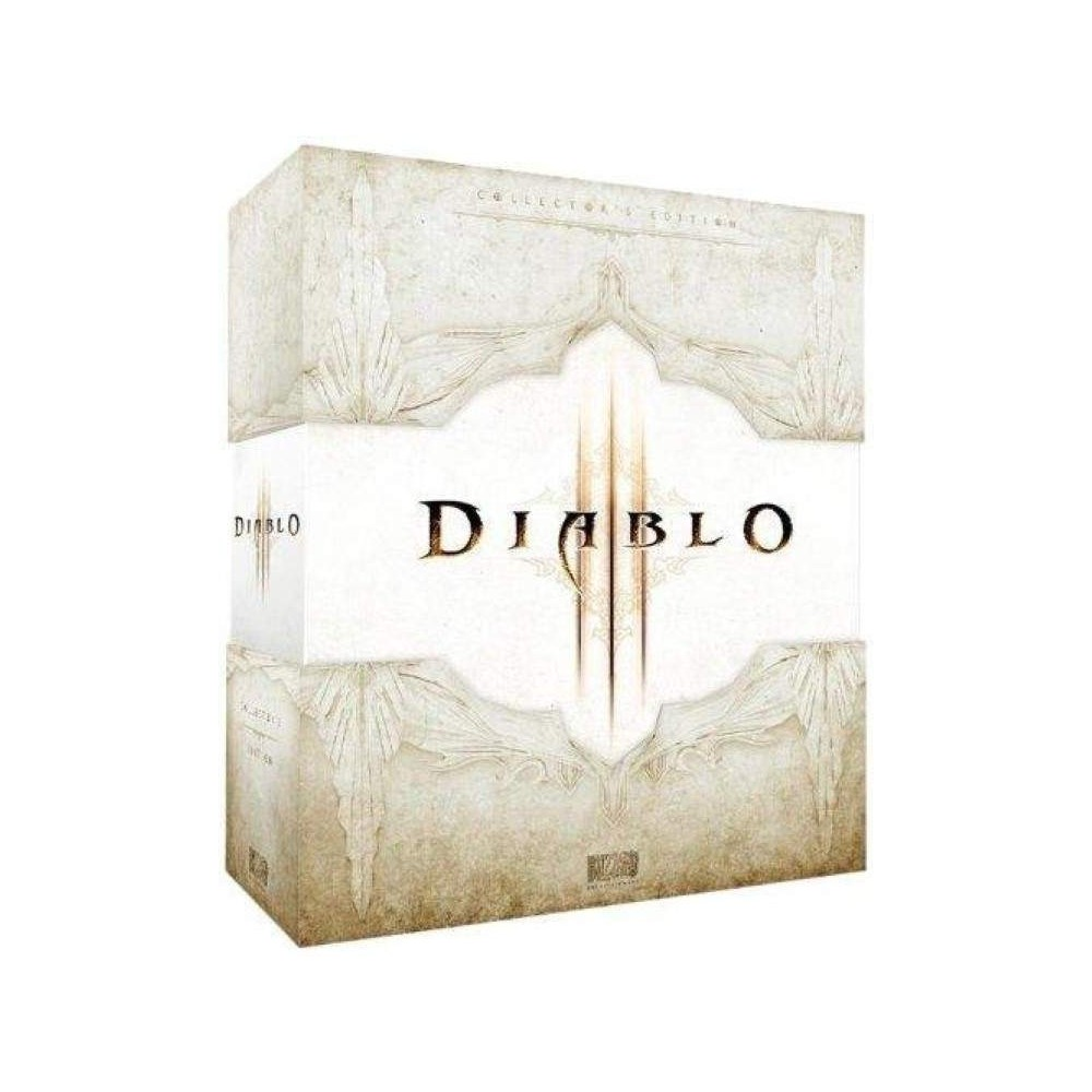 DIABLO III COLLECTOR PC UK NEW