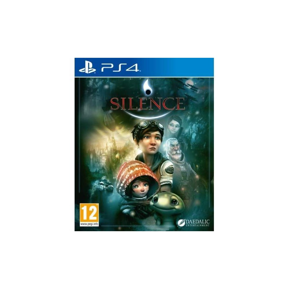 SILENCE PS4 EURO FR NEW