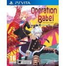 OPERATION BABEL NEW TOKYO LEGACY PSVITA UK NEW