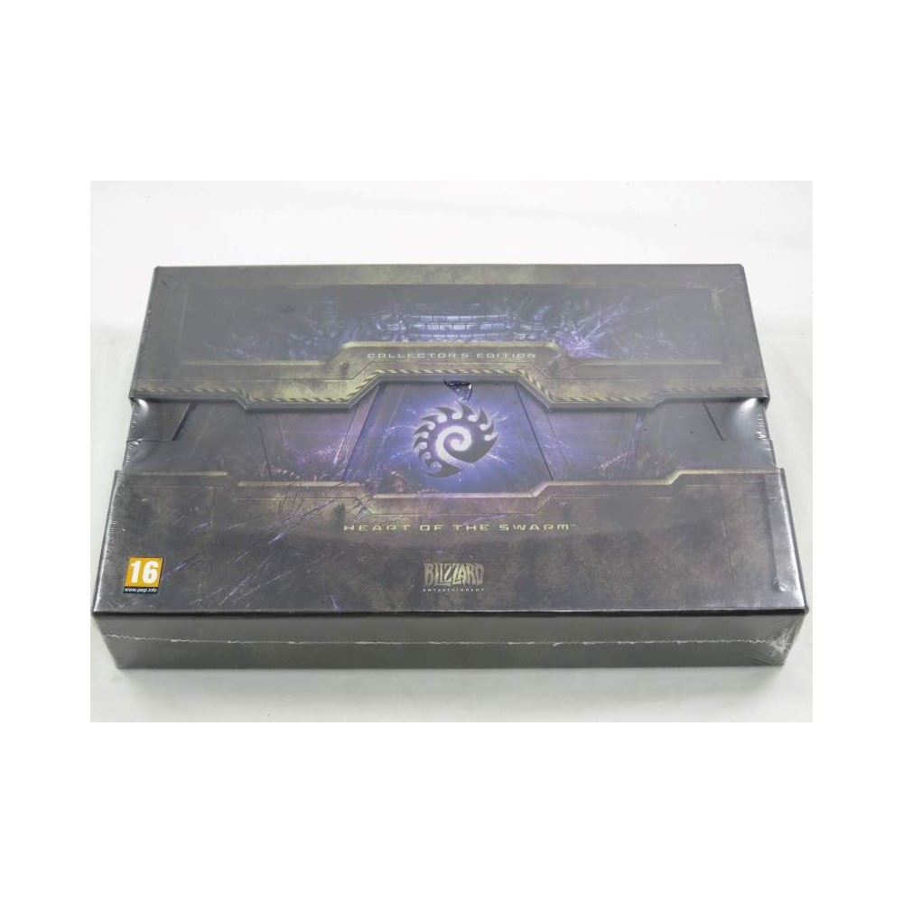 STARCRAFT II HEART OF THE SWARM COLLECTOR PC UK NEW