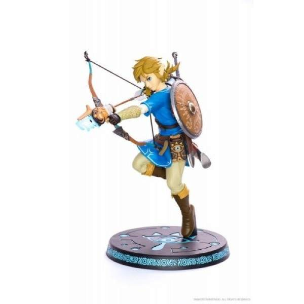 FIGURINE ZELDA BREATH OF THE WILD TOGETHER PLUS NEW