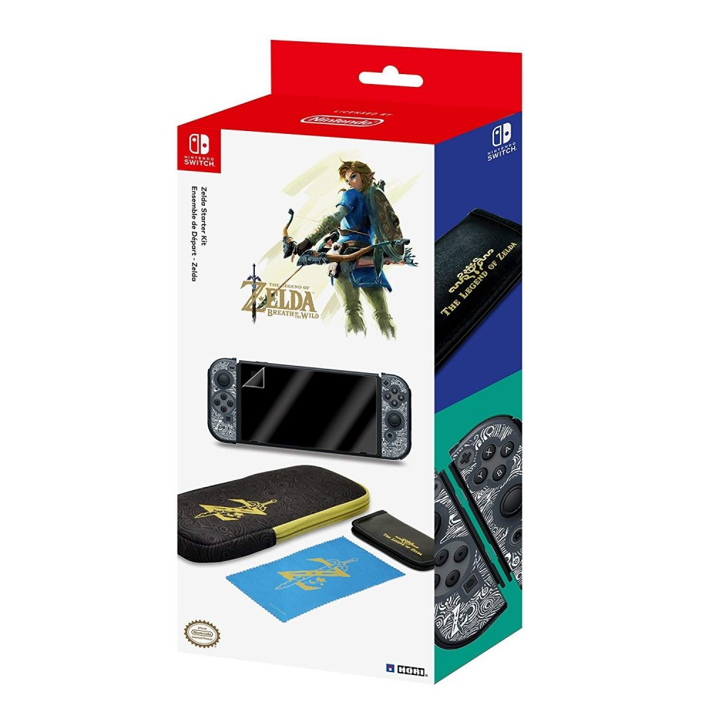 STARTER KIT SWITCH ZELDA NEW