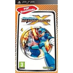 MEGA MAN MAVERICK HUNTER X (ESSENTIALS) PSP FR OCCASION