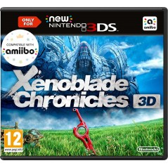 XENOBLADE CHRONICLES 3D 3DS NEW UK OCC