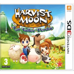 HARVEST MOON 3DS FR OCCASION