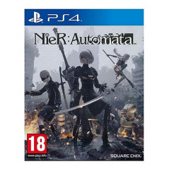 NIER AUTOMATA PS4 EURO FR NEW