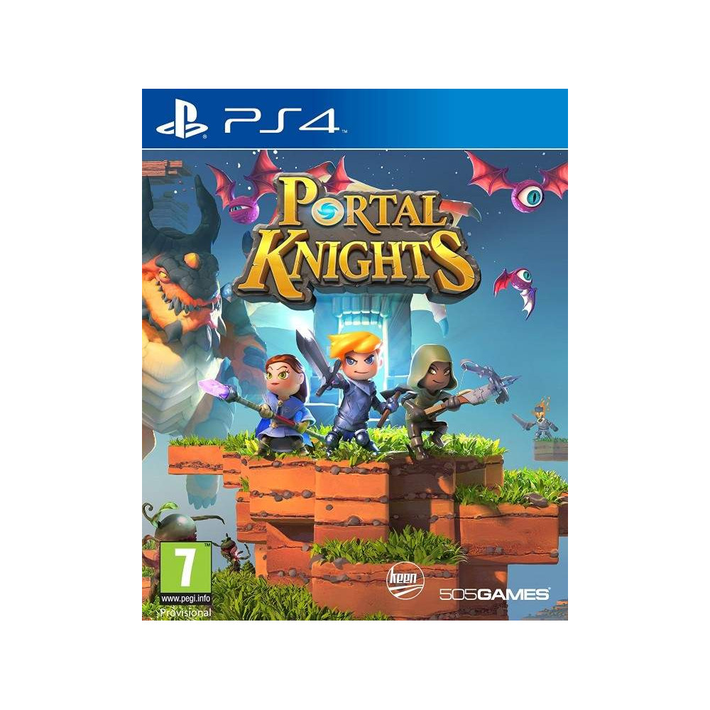 PORTAL KNIGHTS PS4 UK NEW