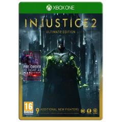 INJUSTICE 2 ULTIMATE EDITION XONE EURO FR NEW