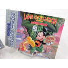 LAND OF ILLUSION STARRING MICKEY MOUSE GAMEGEAR EURO OCCASION