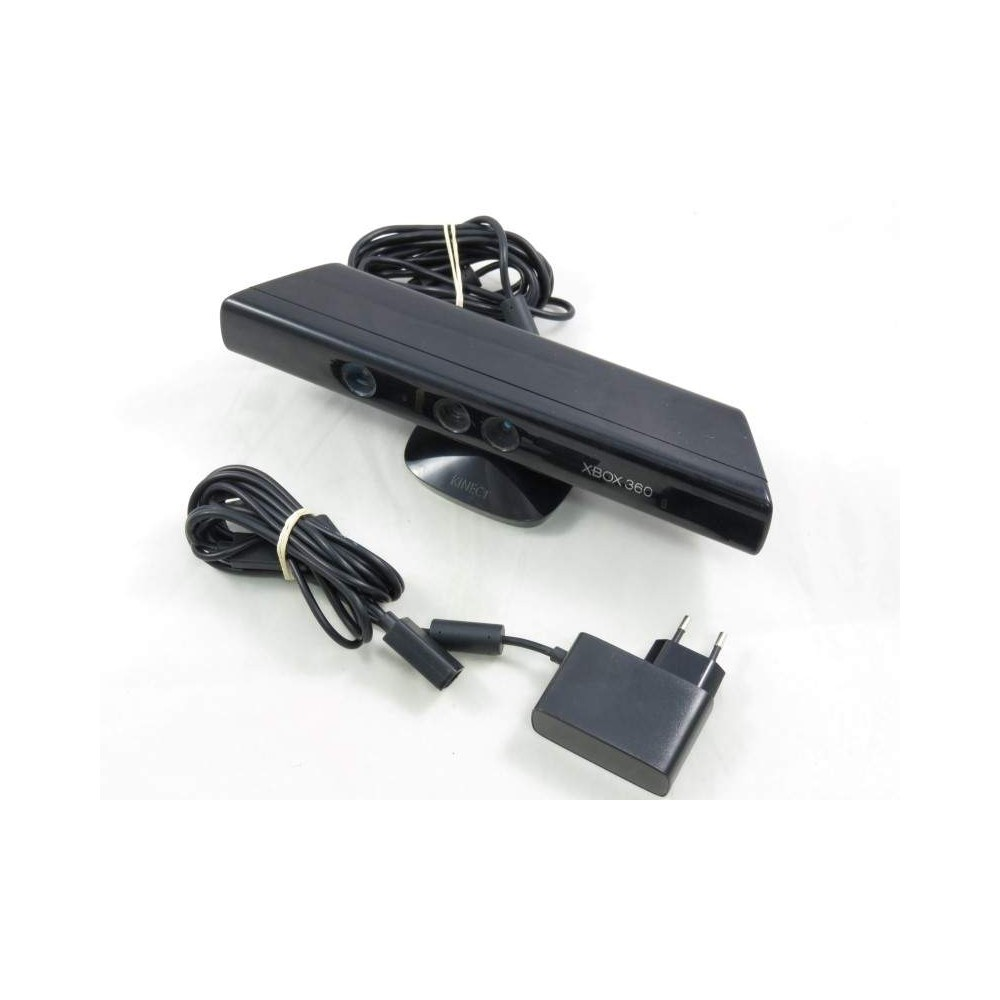 KINECT + CABLE ALIM 1ERE GENERATION XBOX 360 EURO OCCASION