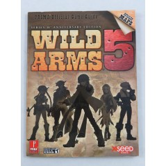 GUIDE WILD ARMS 5 PS2 USA OCCASION