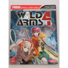 GUIDE WILD ARMS 4 BOOK USA OCCASION