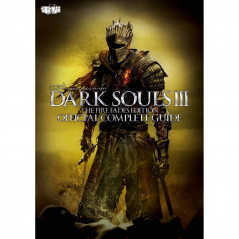 DARK SOULS III THE FIRE PHASE EDITION OFFICIAL COMPLETE GUIDE JPN NEW