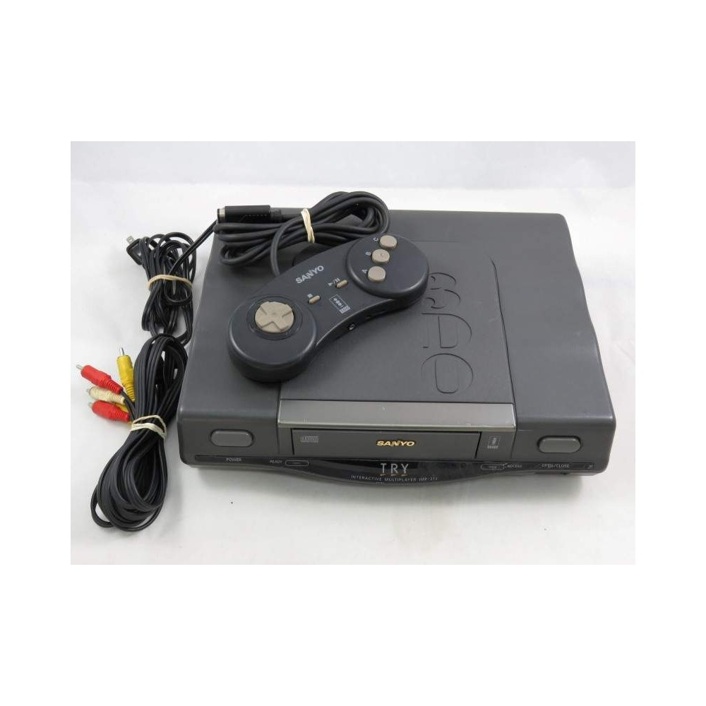 CONSOLE 3DO SANYO NTSC-JPN OCCASION