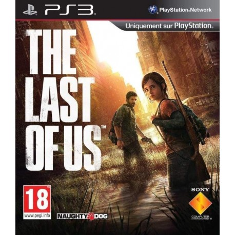 THE LAST OF US PS3 FR OCCASION