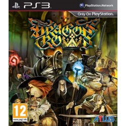 DRAGON S CROWN PS3 PAL-UK OCCASION