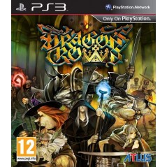 DRAGON'S CROWN PS3 PAL-UK OCCASION