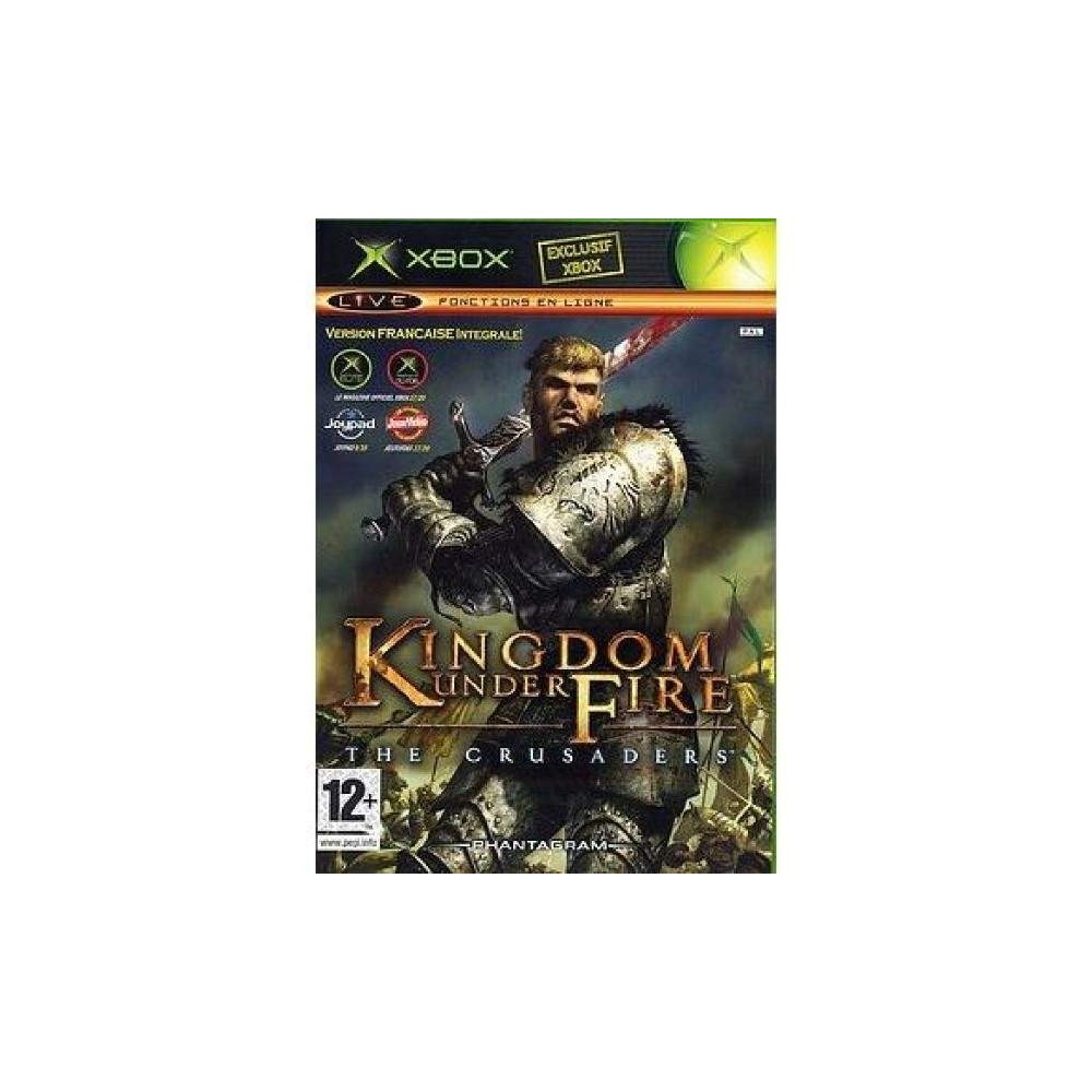 KINGDOM UNDER FIRE THE CRUSADERS XBOX FR OCCASION