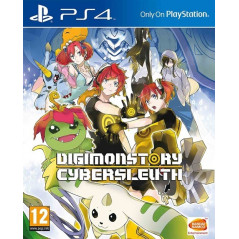 DIGIMON STORY CYBER SLEUTH PS4 UK