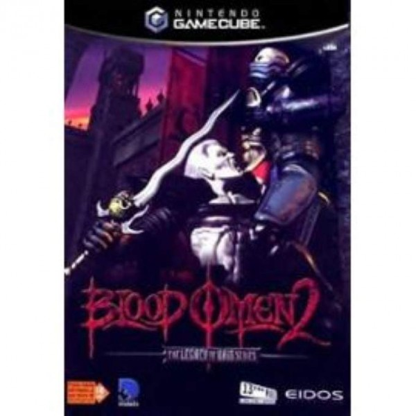 BLOOD OMEN 2 THE LEGACY OF KAIN SERIES GAMECUBE PAL-FR OCCASION